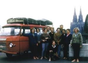 !962 First Contiki Trip